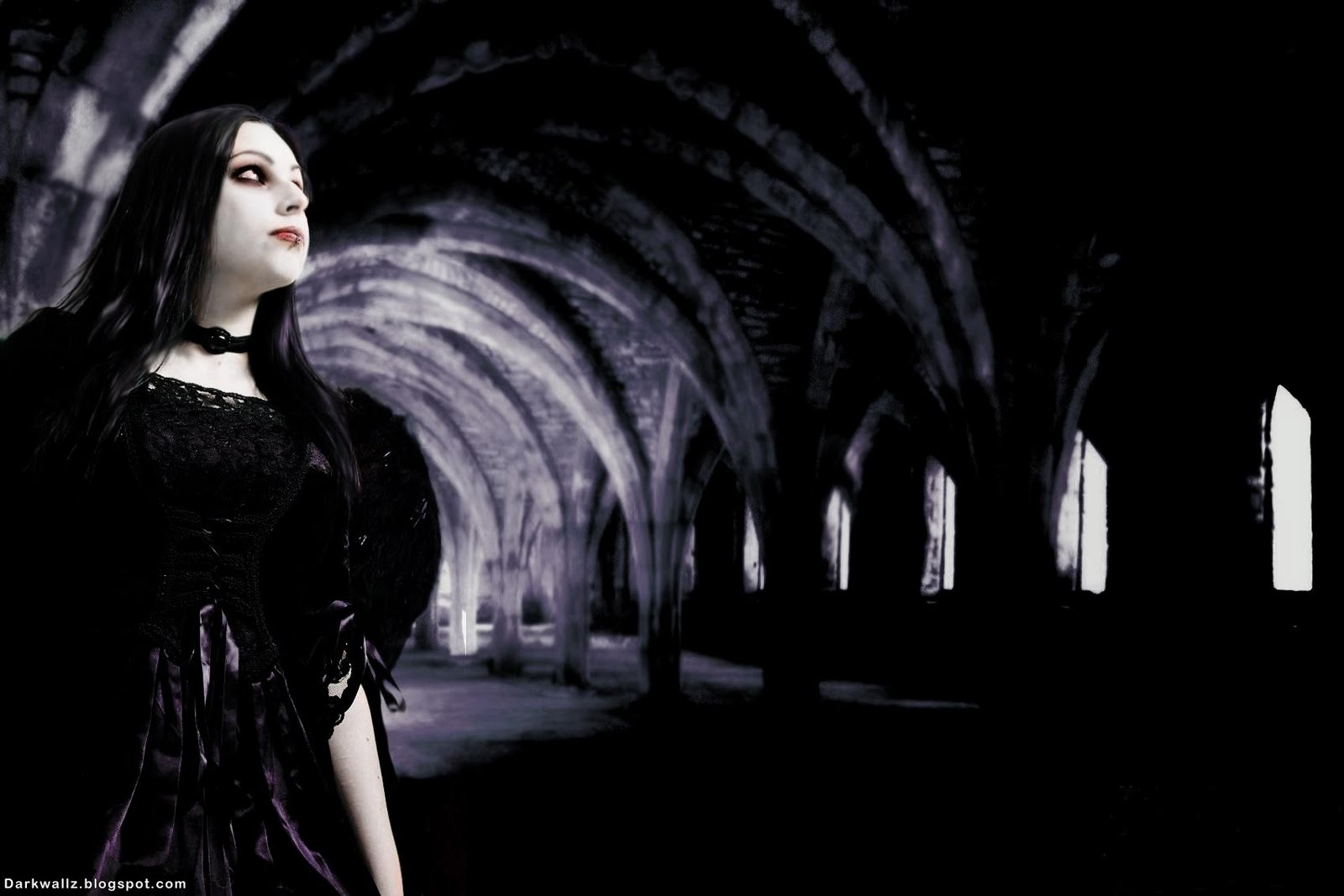 Lost Lullaby | Dark Wallpaper Download