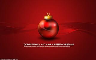 Christmas Ornaments HD Desktop Wallpapers