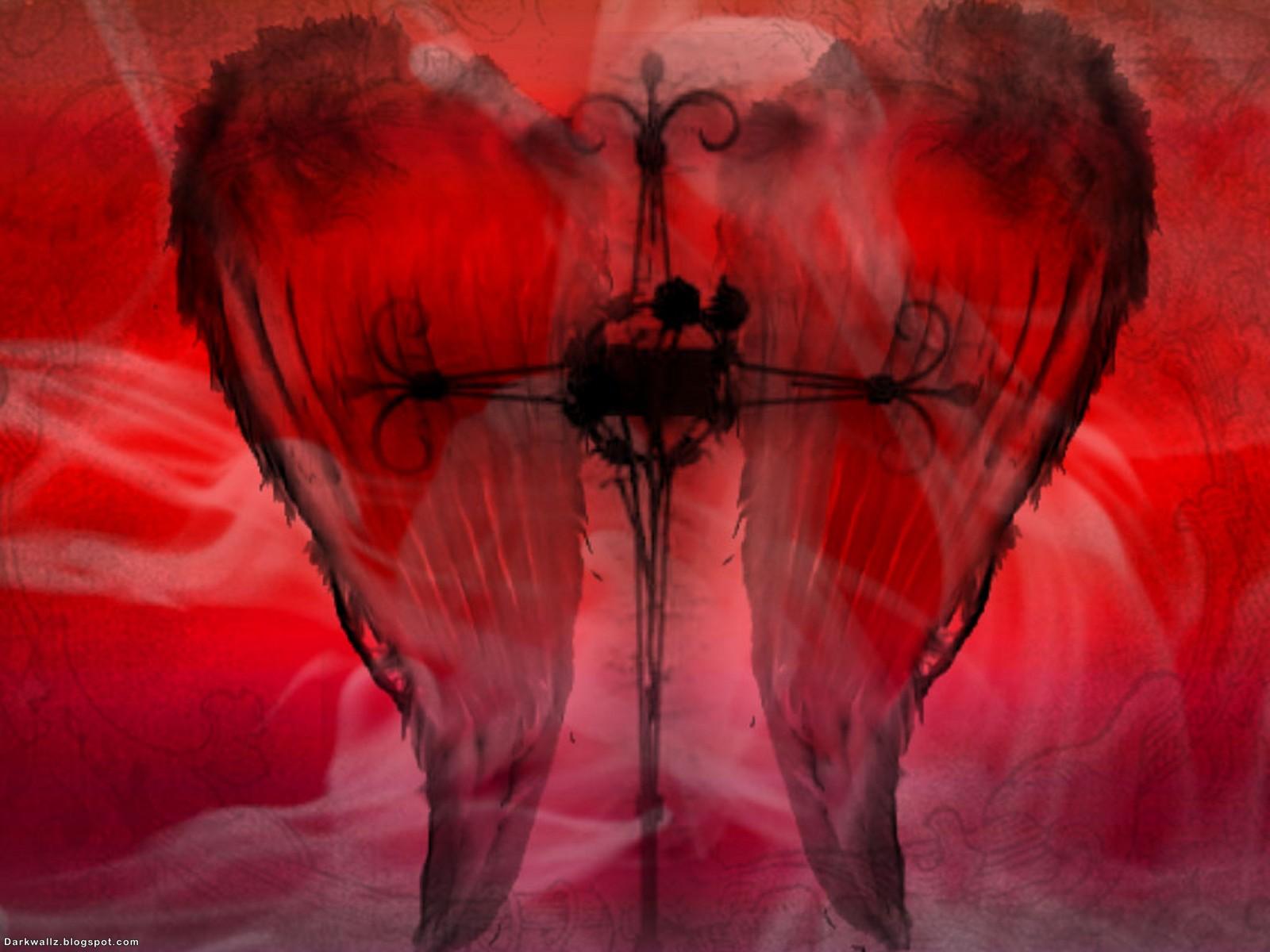 Dark Angel Wallpapers 03 | Dark Wallpaper Download