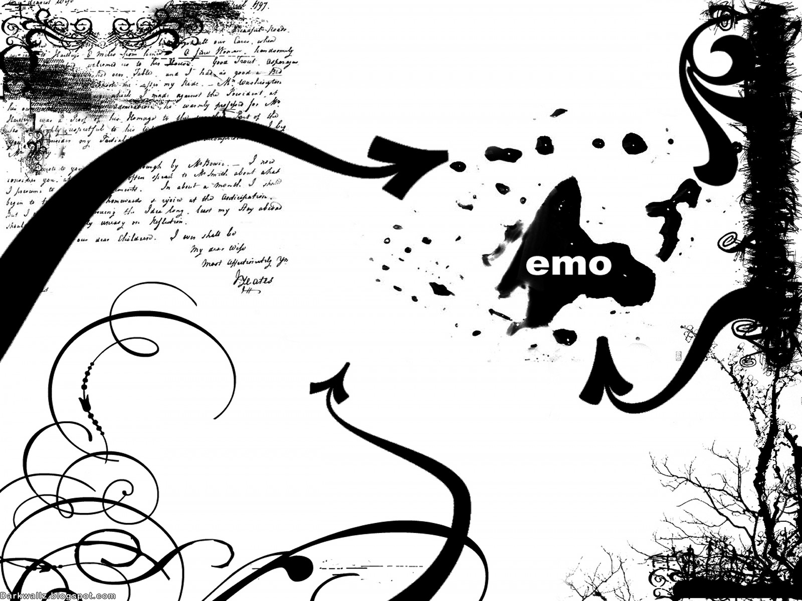 Emo Wallpapers 10| Dark Wallpaper Download