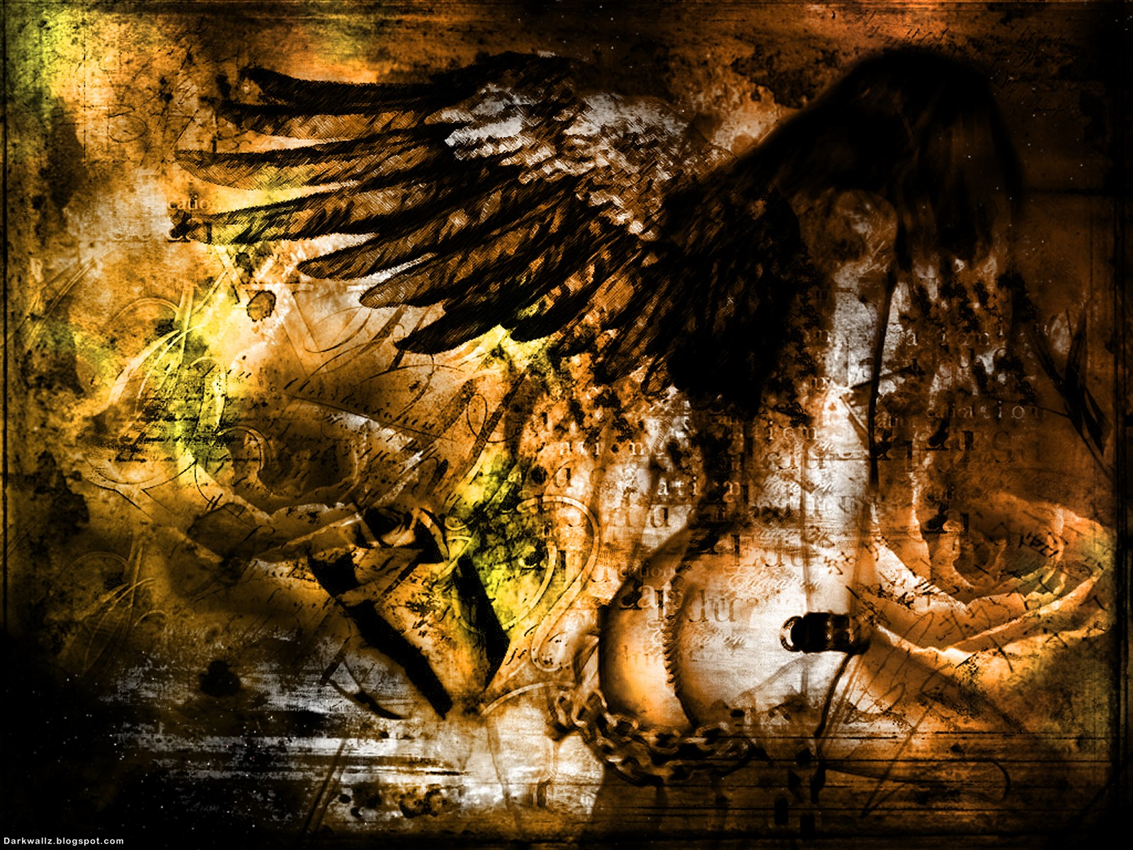 Dark Angel Wallpapers 52 | Dark Wallpaper Download