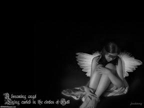 Dark Angels Art Desktop Wallpapers