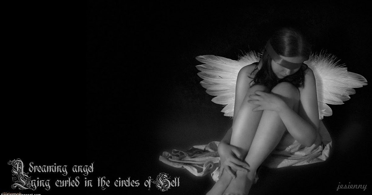 crying angel wallpaper gothic - photo #40