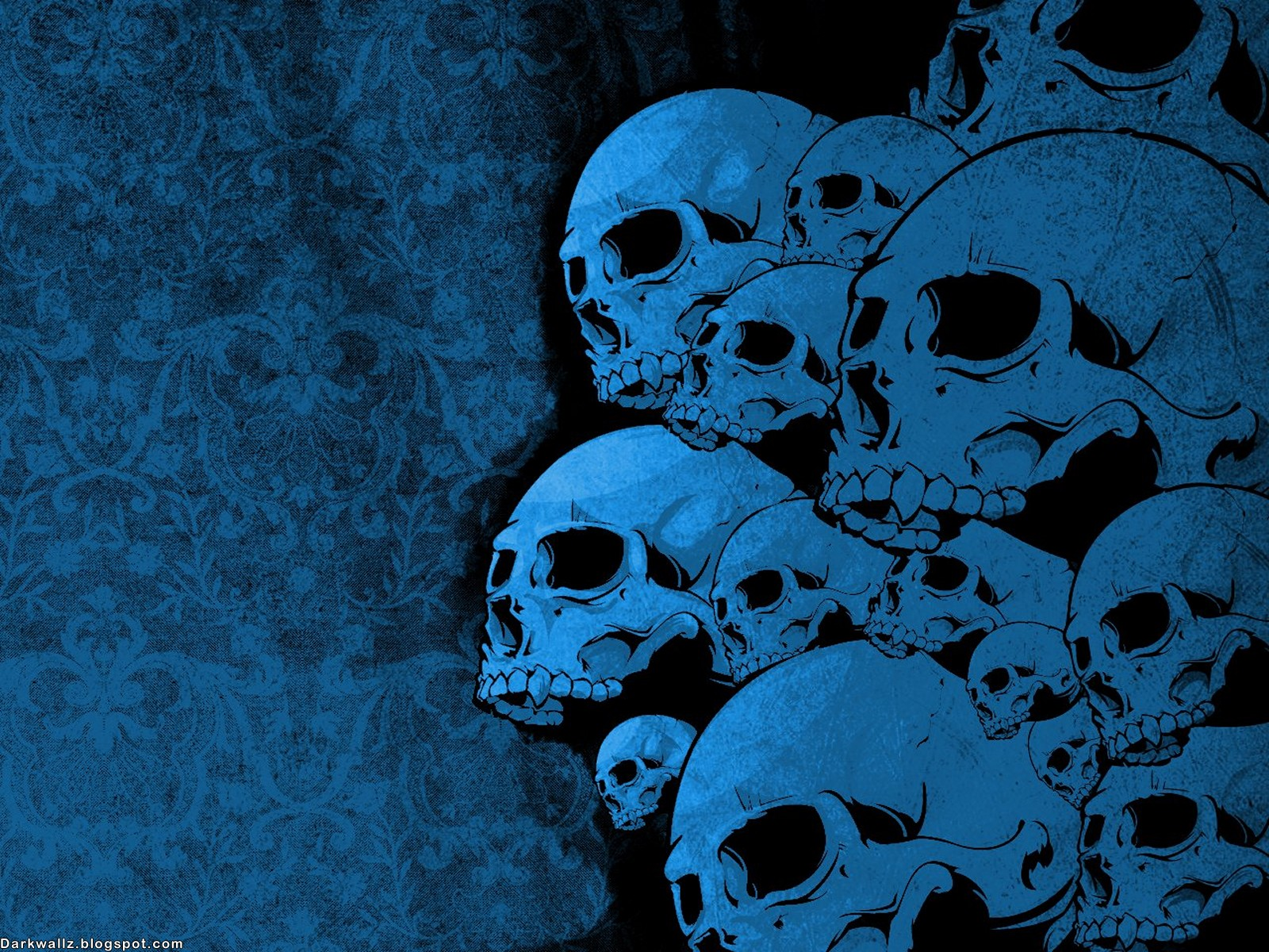 Dark Skulls Wallpapers 88 | Dark Wallpaper Download