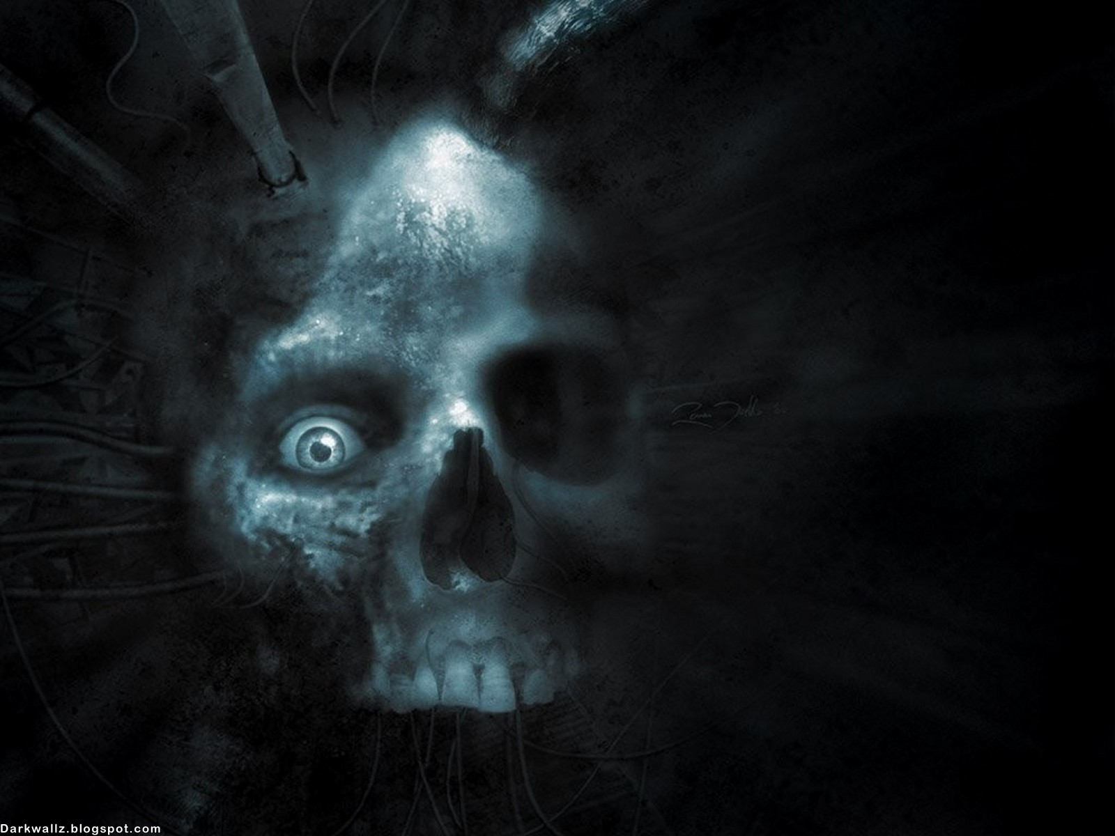 Dark Skulls Wallpapers 111 | Dark Wallpaper Download