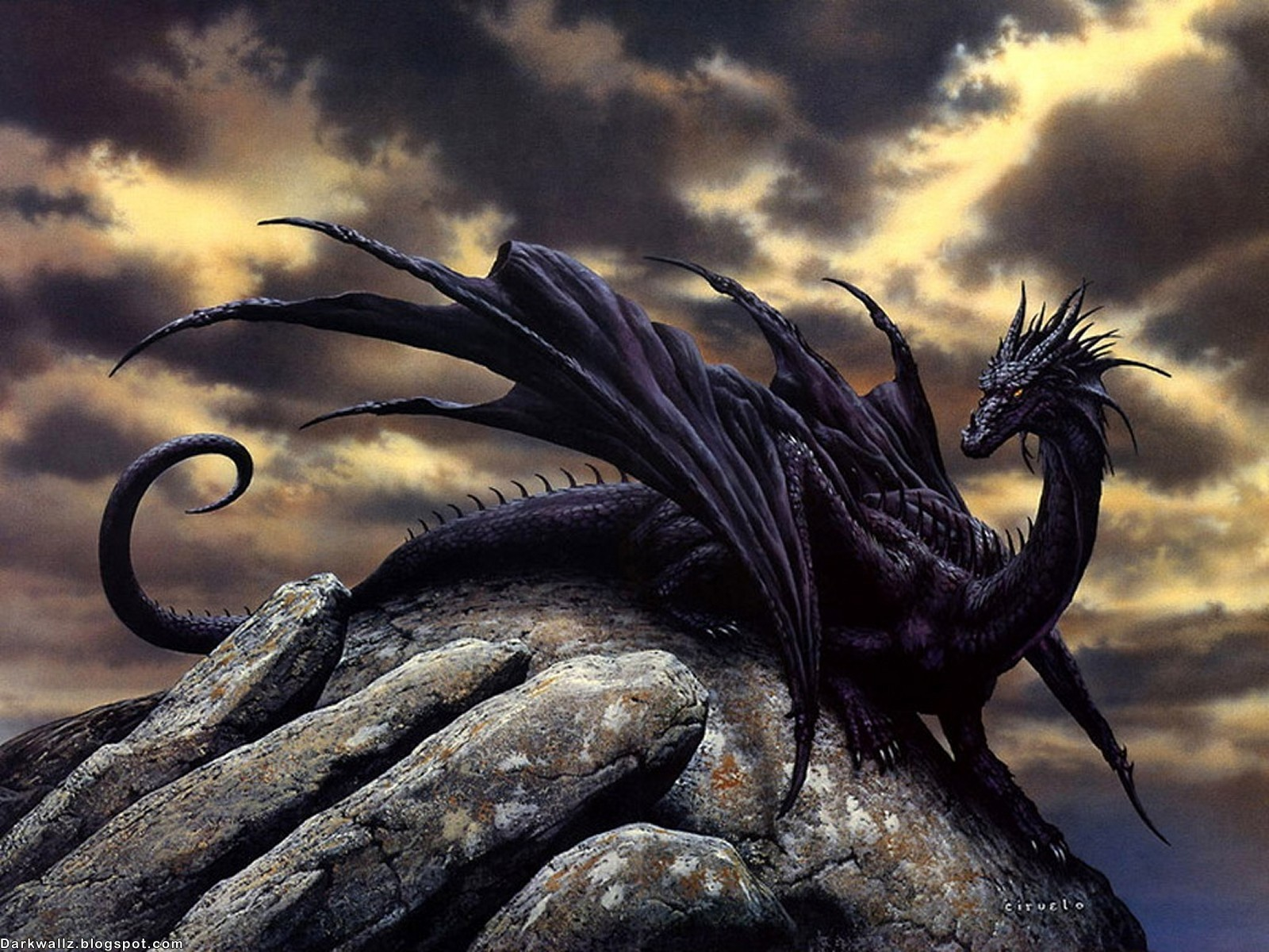 Dark Dragons Wallpapers 13| Dark Wallpaper Download
