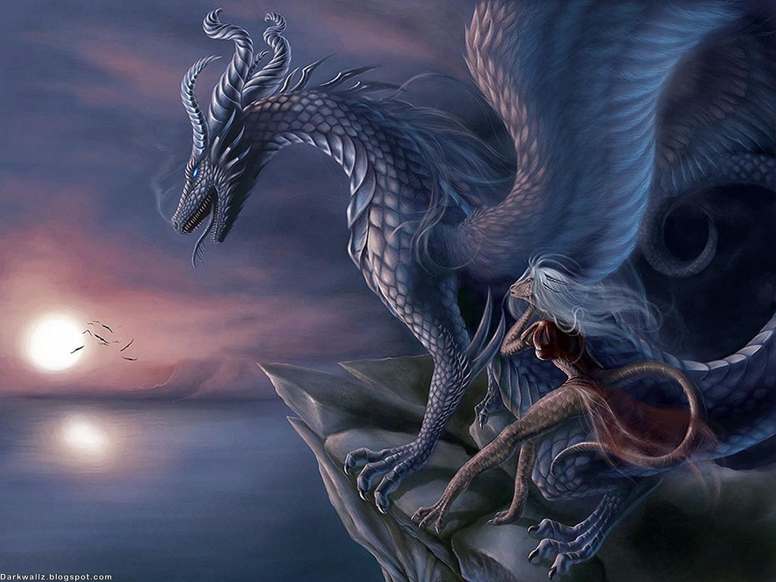 Dark Dragons Wallpapers 05| Dark Wallpaper Download