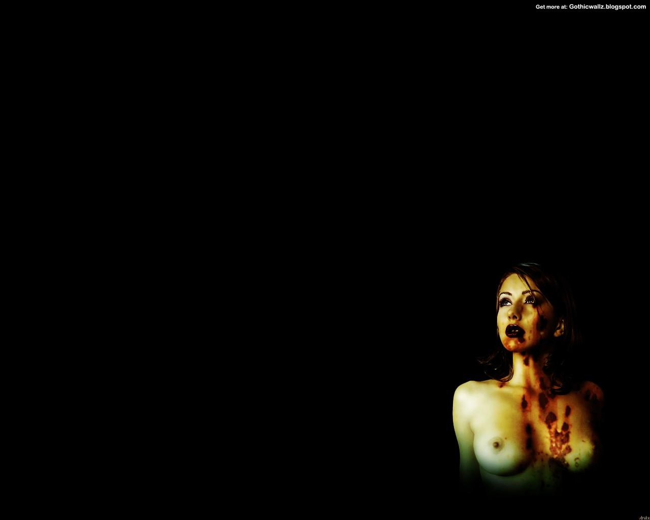 Gothic Wallpaper Preview: Obscura-Sentenza