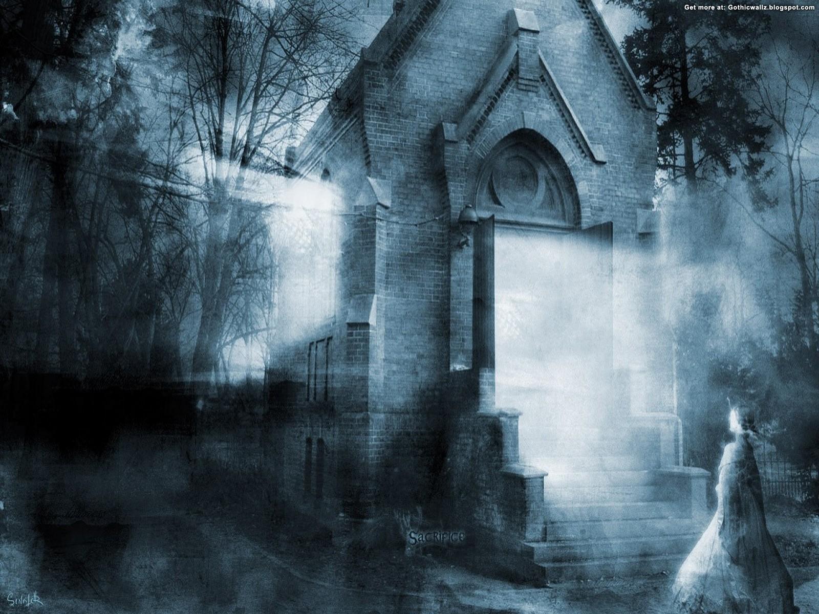 sacrifice - dark gothic wallpapers