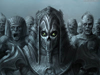 Army of Dead | Dark Gothic Wallpapers