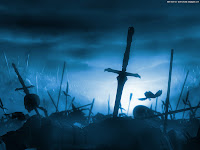 Battleground | Dark Gothic Wallpapers