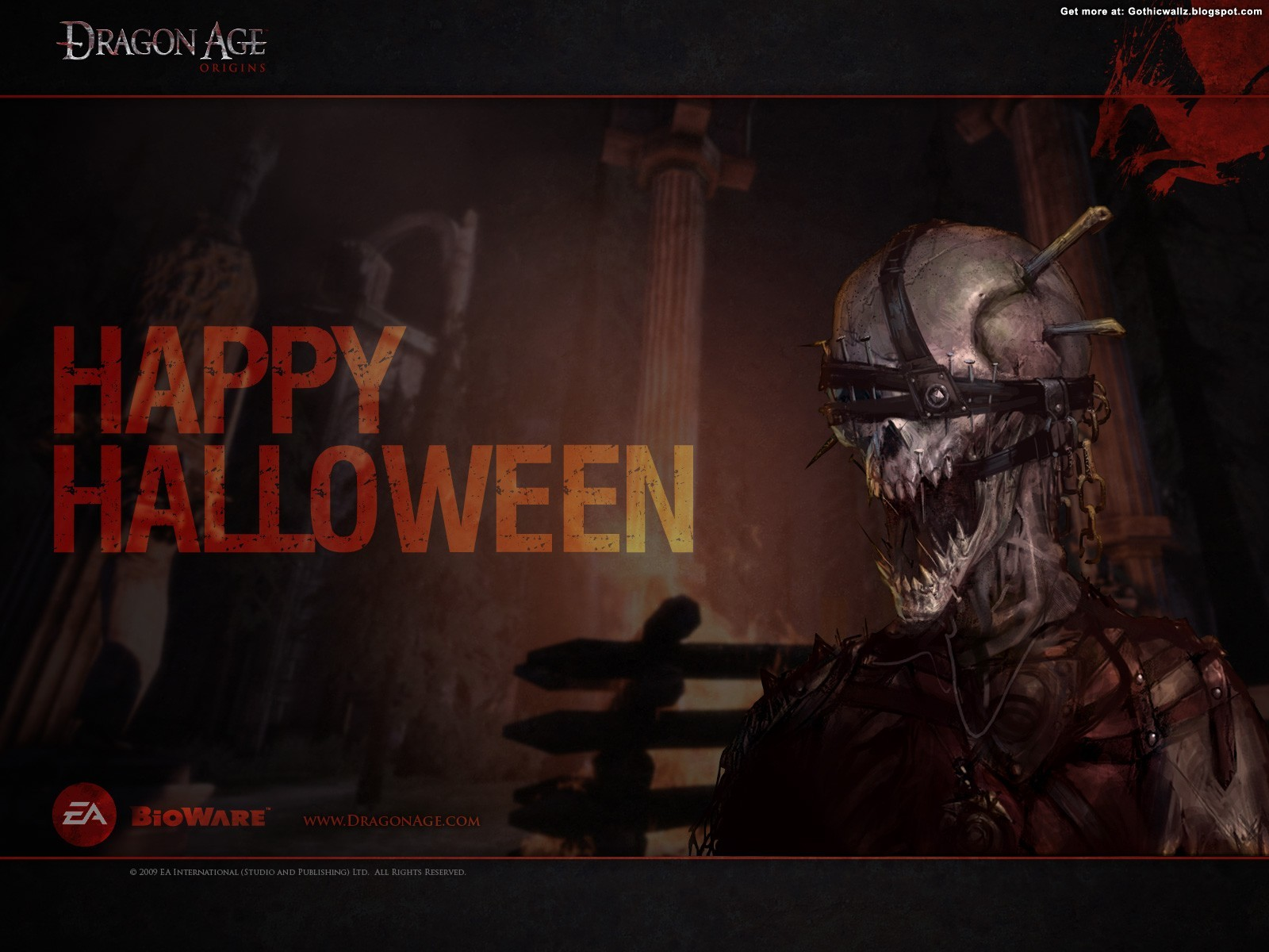 halloween wallpaper   Gothic Wallpaper Download