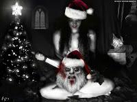Dark Christmas Wallpaper | Dark Gothic Wallpapers