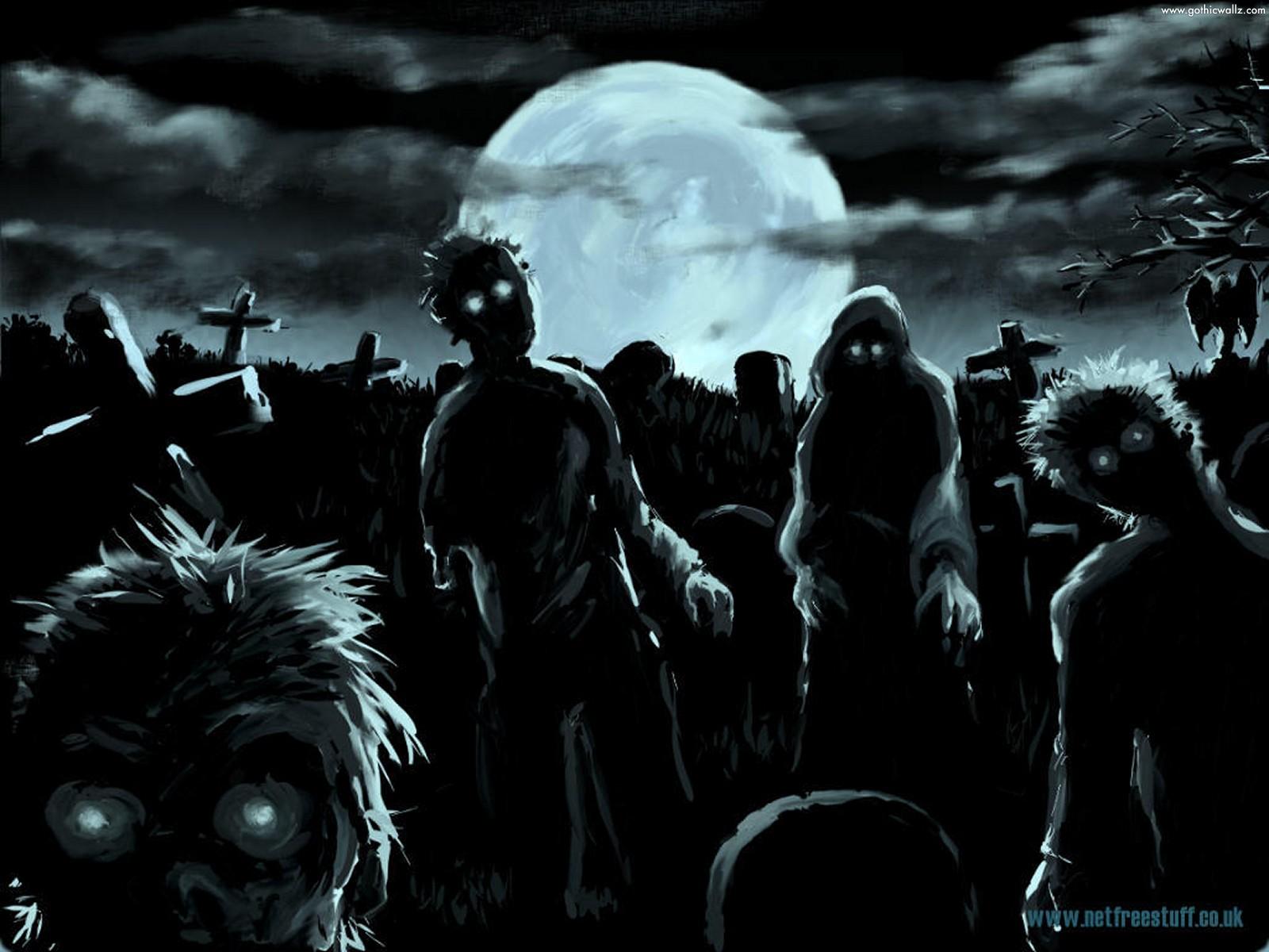 Dark Gothic Wallpaper Download