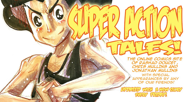 Super Action Tales