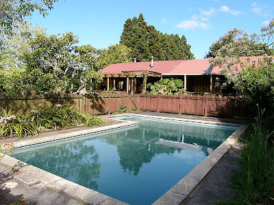 Kerikeri Farm Hostel Swimmingpool