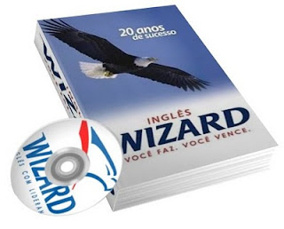 Curso de Inglês WIZARD – Audiobook + Apostila PDF trwq