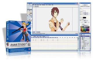 Download Smith Micro Anime Studio Pro v6.1 SmithMicroAnimeStudioPro