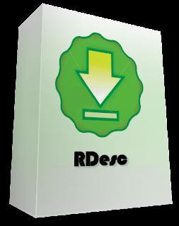 RDesc Gerenciador de Downloads Multi Host rede