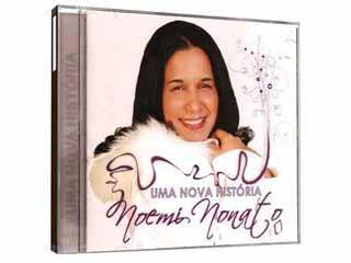 Noemi Nonato - Uma Nova História 2009 CD UmaNovaHistoria 5B1 5D