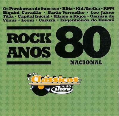 CD - Rock Nacional - Anos 80 Anos80
