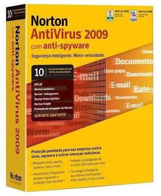 Norton Antivirus 2009 Gaming Edition norton2009antivirus10cal 5B1 5D