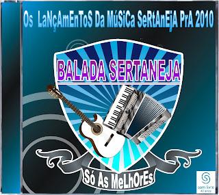 Baixar MP3 Grátis BALADA+SERTANEJA Balada Sertaneja 2010 (2009)