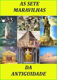 The History Channel: As Sete Maravilhas da Antiguidade TVRip XviD Dublado sete2