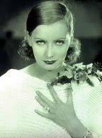 """The cigarette"" Garbo Star"