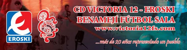 C.D.Victoria 12 Benameji F.S.