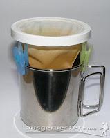Sonja Outdoor Kaffee Dauerfilter