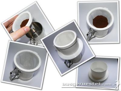Sonja Kaffee Dauerfilter