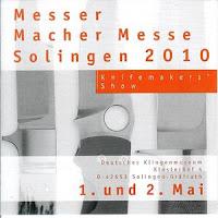 Messermacher Messe 2010
