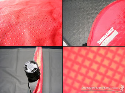 Therm-a-Rest Pro Lite XS Detail