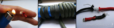 Paracord Tipps