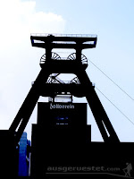 GPS Festival auf Zollverein