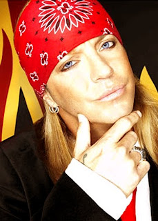 Bret michaels wanted to die with his fave bandana on