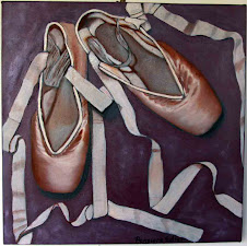 """Anyah's Ballet Shoes"""