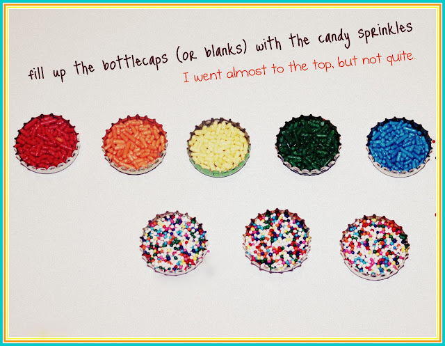 candy+project+2 Candy filled rings