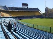 Estádio La BomboneraLa Boca