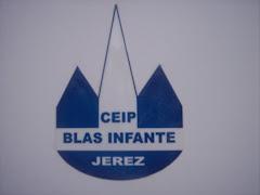 ESCUDO DEL C.E.I.P. BLAS INFANTE