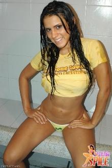 Andrea Rincón - Megtalentos