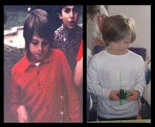 Daniel y alejo (tu sobrino)