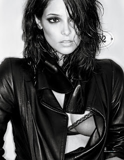 Ashley Greene Sexy new 'Interview' Magazine Photoshoot