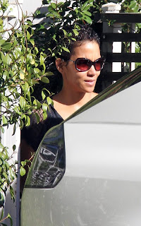 Halle Berry Debuts New Hair Style