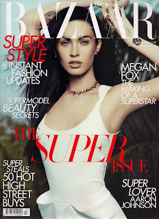 Megan Fox Reveals Some Sex Experience