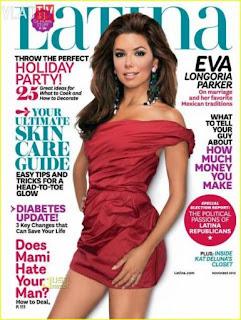 Eva Longoria: Sexy Latina