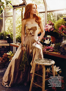 Nicole Kidman - Harper's Bazaar magazine February 2011 issue
