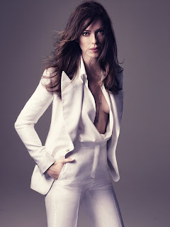 Rebecca Hall - Harper's Bazaar UK magazine February 2011 issue