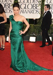 Mila Kunis - 68TH Annual Golden Globe Awards